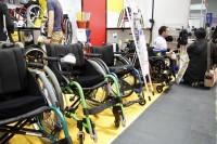 車椅子03 バリアフリー2015/慢性期医療展2015
