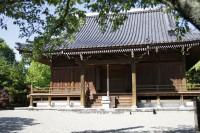法道寺 金堂01 南大阪の景色