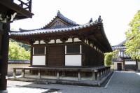 法道寺 食堂01 南大阪の景色