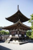 法道寺 多宝塔01 南大阪の景色