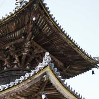 法道寺 多宝塔02 南大阪の景色