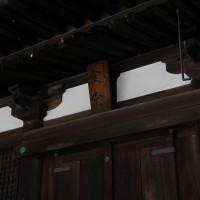 法道寺 食堂03 南大阪の景色