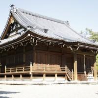 法道寺 金堂02 南大阪の景色