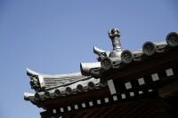 法道寺 大師堂02 南大阪の景色